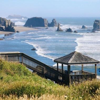 Bandon Oregon Beach Trip