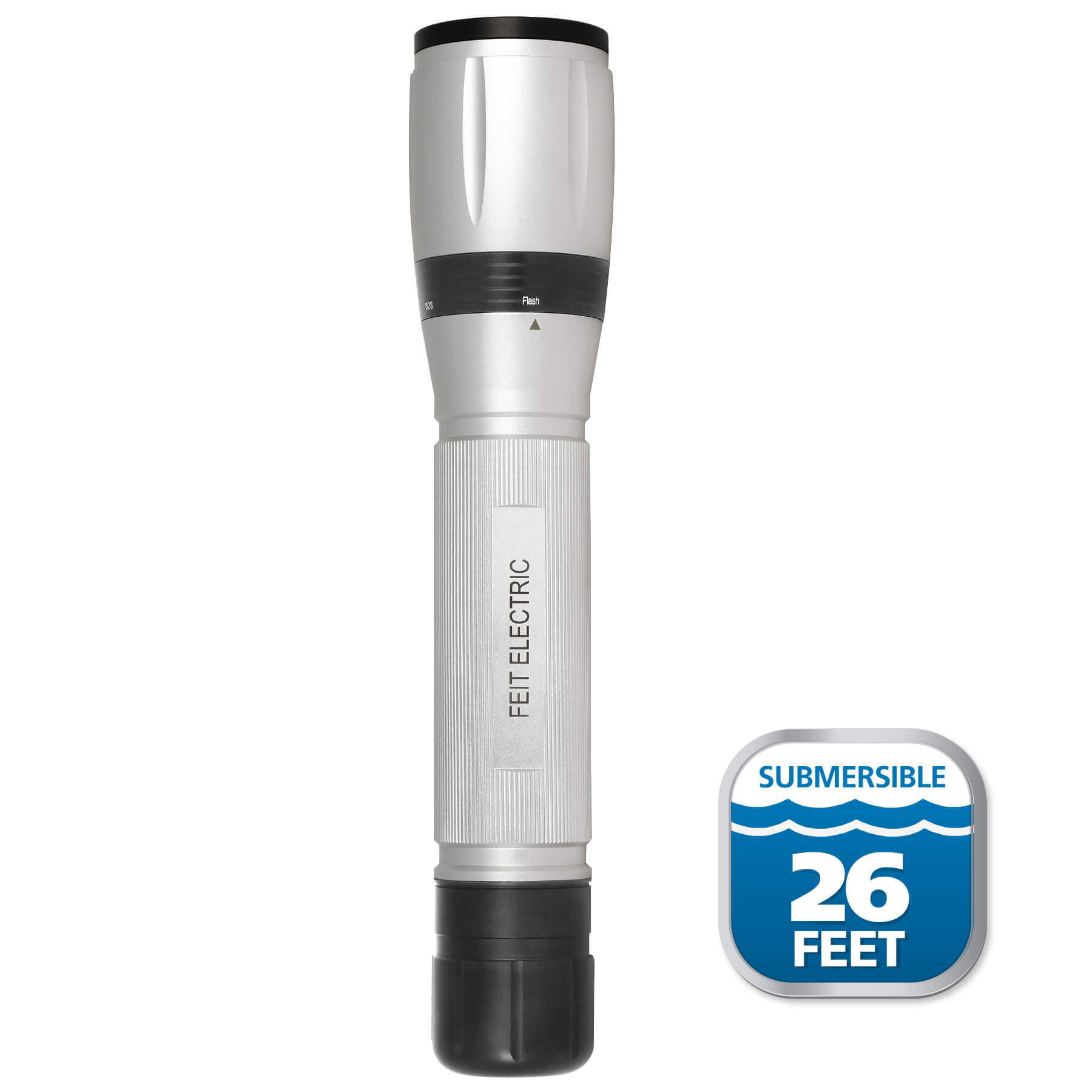 hight resolution of 750 lumen led submersible high performance flashlight