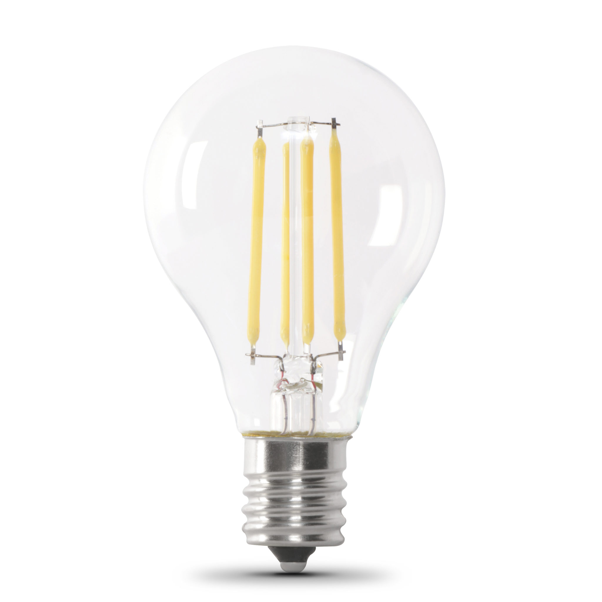 800 Lumen K Dimmable Glass Filament Led