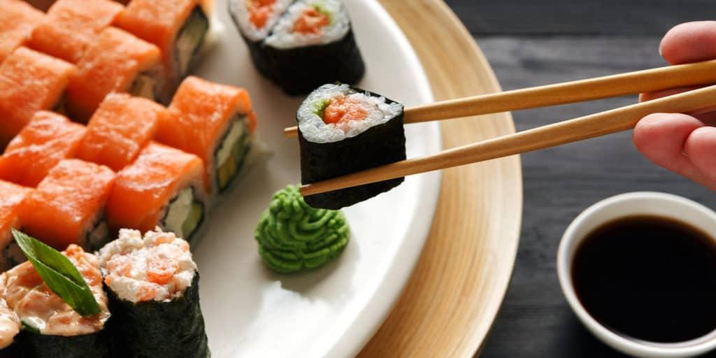 Comida Japonesa ela pode no ser to saudvel quanto voc