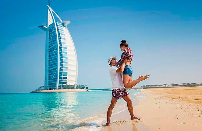 ОАЕ: пляжний відпочинок