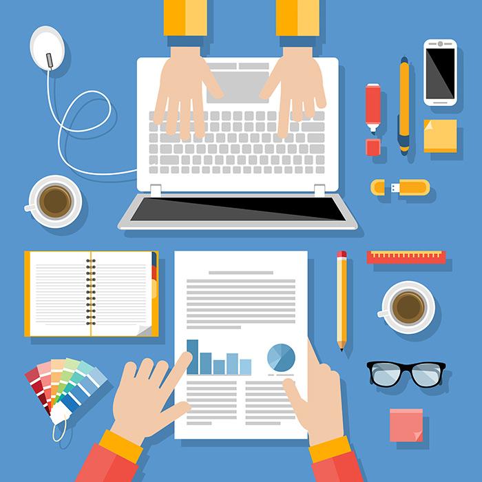 bisnis online blogger
