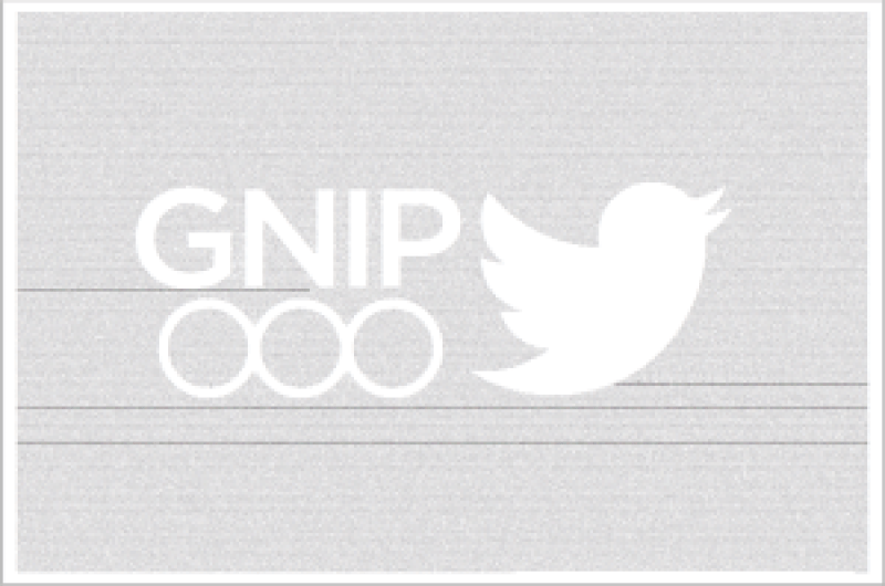 Tweets from @bfeld during the time we were investors in Gnip