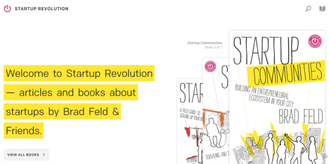 Startup Revolution