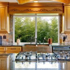 Kitchen Windows Storage Solutions What Style Is Best A Window Above Sink
