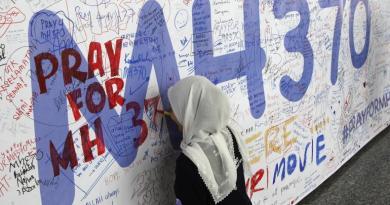 Messaggi per i passeggeri del volo MH370
