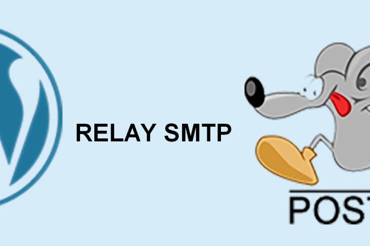 Relay Postfix SMTP
