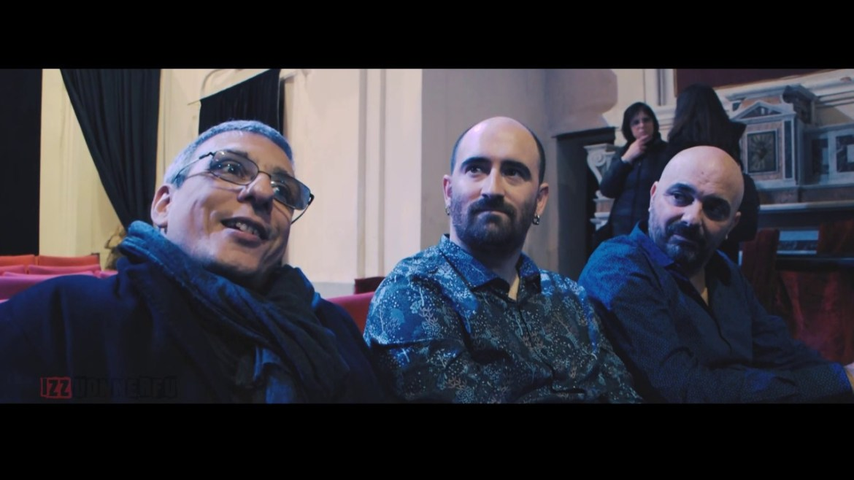 Gabriele Mirabassi incontra i Think Of Three live al NTS | Napoli
