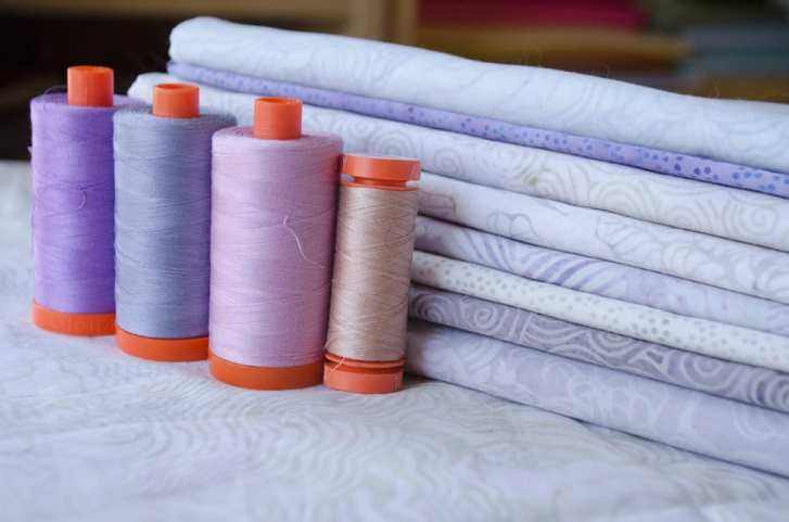 Angel collection with Aurifil Paymates