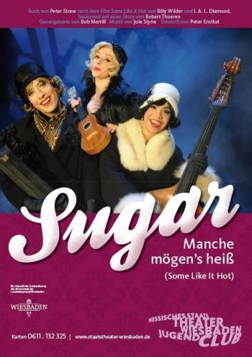 Sugar - Manche mögen's heiß