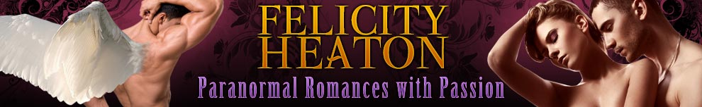 Paranormal Romance Books by Felicity Heaton