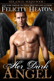 Her Dark Angel - Paranormal Angel Romance Ebook