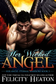 Her Wicked Angel - Angel Romance Book