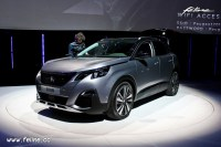 Photo Peugeot 3008 II Gris Artense - Prsentation ...