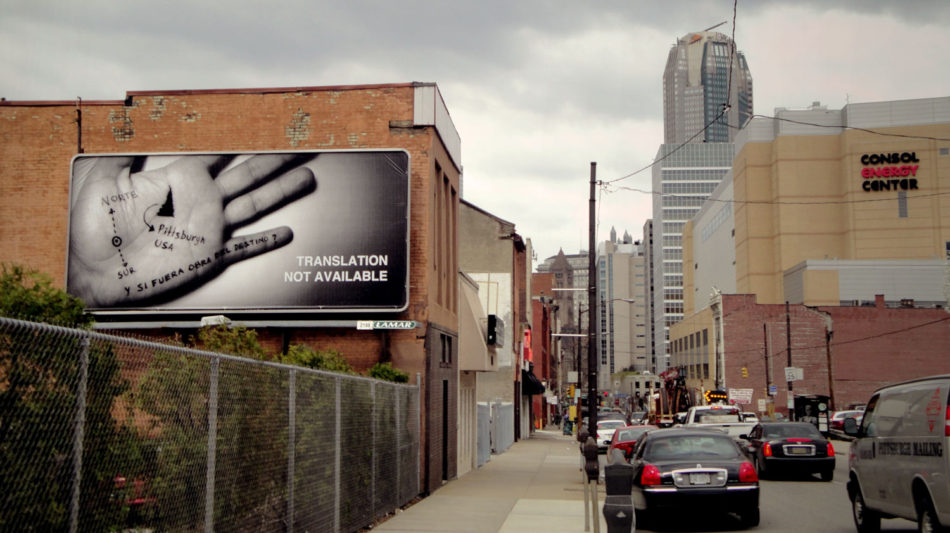 Billboard Project - Pittsburgh Downtown