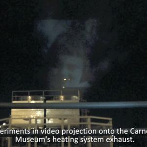 Video-Still Steam Projections