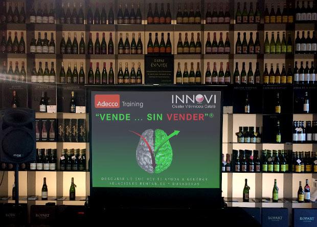 Vende Sin Vender en INNOVI 02 Vende ... Sin Vender® en el Clúster Vitivinicola de Catalunya   INNOVI