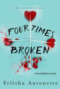 Book Cover: Four Times Broken