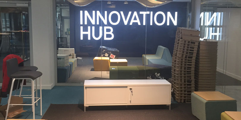 F 233 Lix Associ 233 S Project Innovation Hub Thales Campus