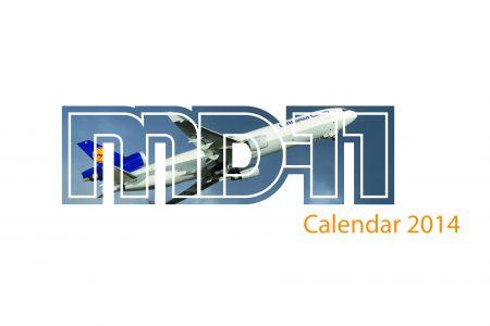 MD-11 calendar 2014 - cover