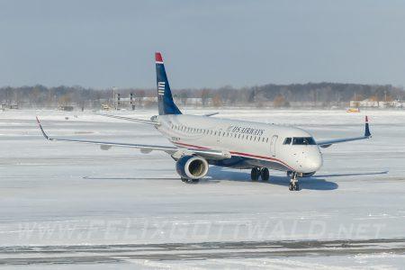 US Airways - Embraer E190 - N951UW