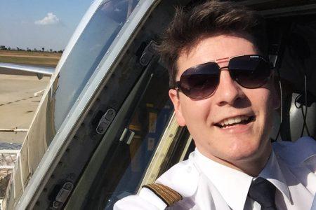 Felix Gottwald selfie