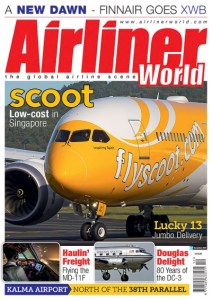 """Haulin freight"" - my article about a typical MD-11 flight appeared in the 12/2015 issue of AirlinerWorld"