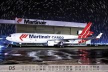 MD-11 Calendar 2017 May image