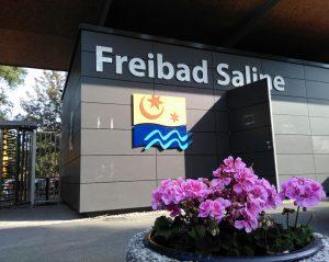 Freibad Saline, Foto: XKN