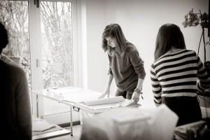 Pyjama sewing workshop 5