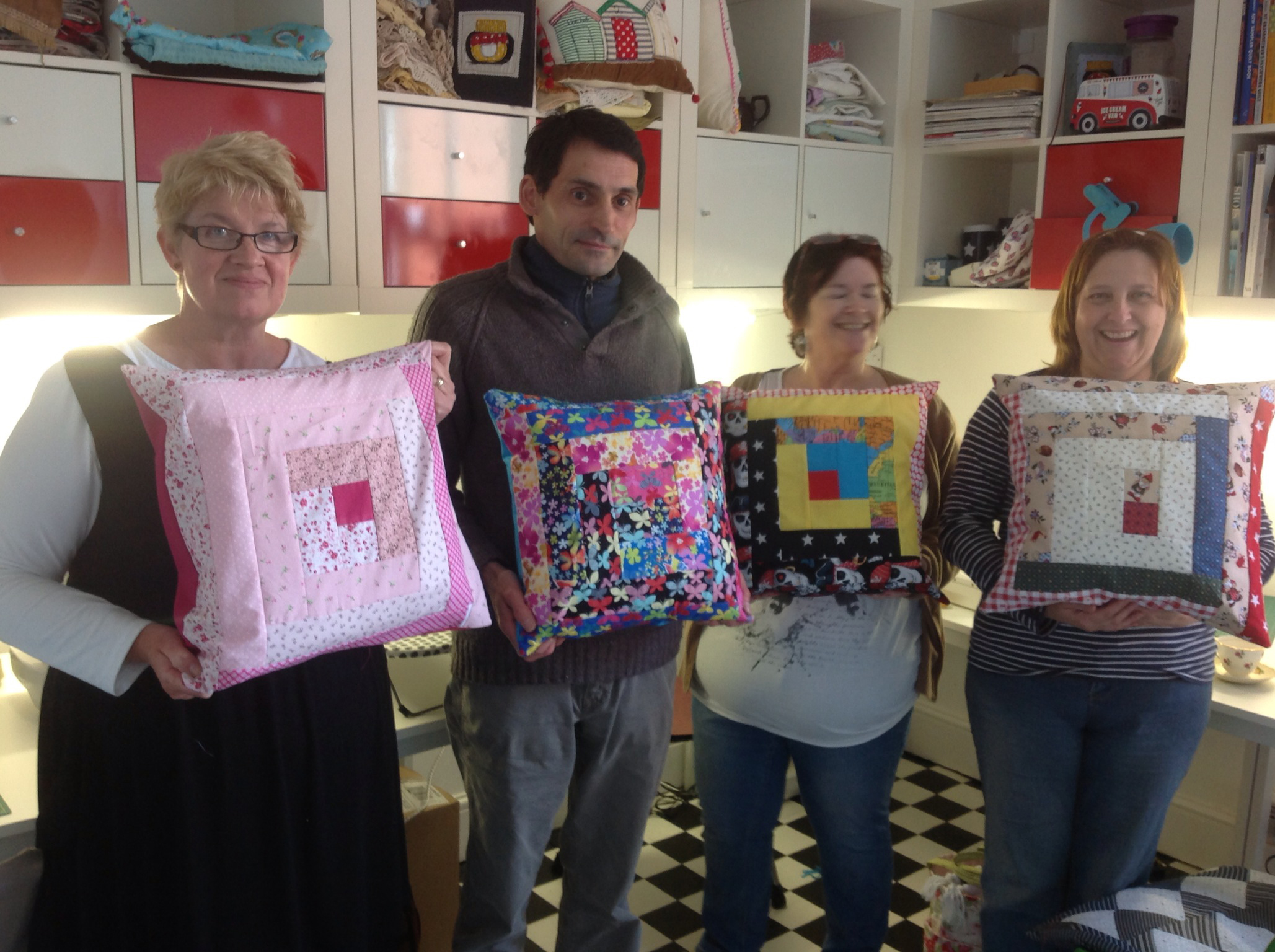 Introduction to patchwork workshop