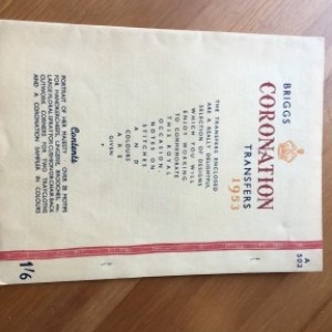 Mint Coronation transfers from 1953