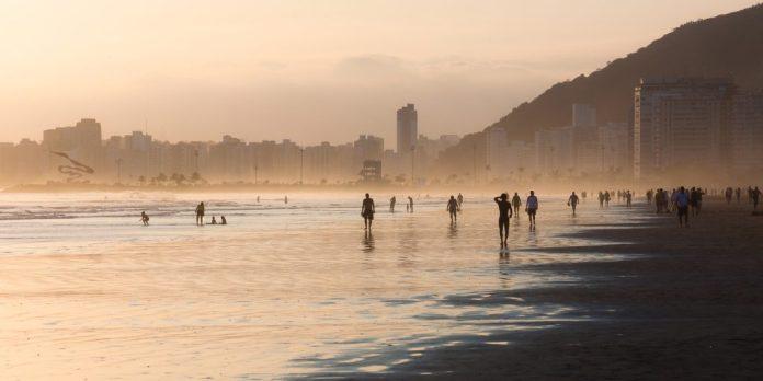 Santos eleita a melhor cidade para terceira idade