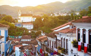Turismo na terceira idade – Ouro Preto - Minas Gerais
