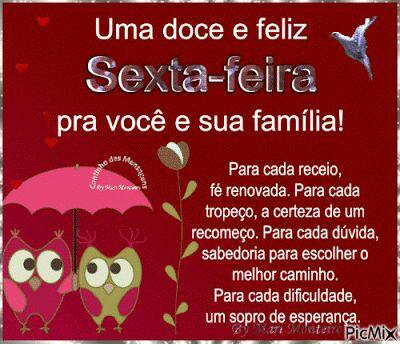 WhatsApp Sexta