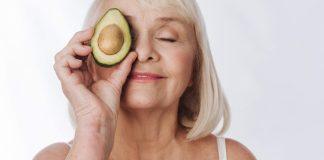 Abacate - Tratamento Facial - Plantas amigas da terceira idade