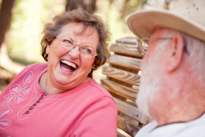 Rir é um santo remédio