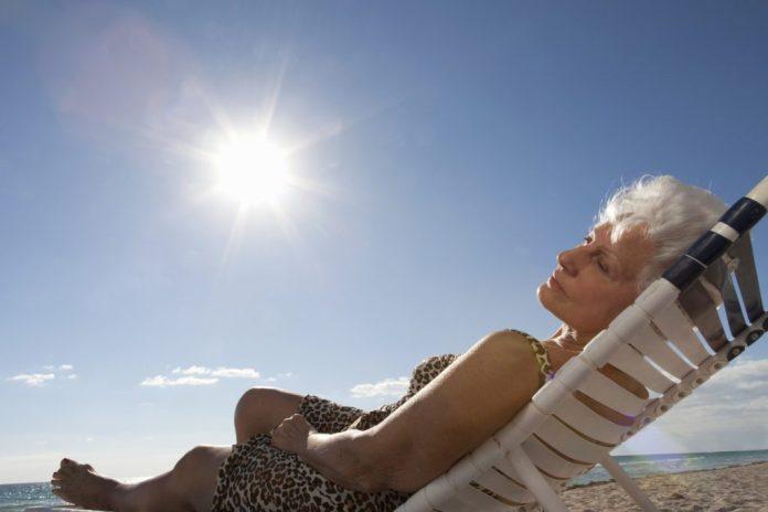 O banho de sol e sua saúde