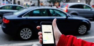Como chamar um motorista Uber pelo aplicativo