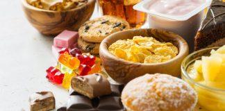 Veja quanto açúcar há nos alimentos