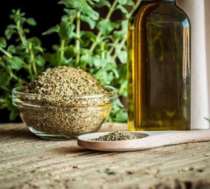 Chá de Orégano para gripes, resfriados e dores de garganta