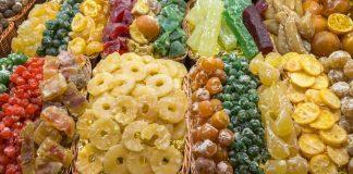 Frutas Cristalizadas – Receita fácil