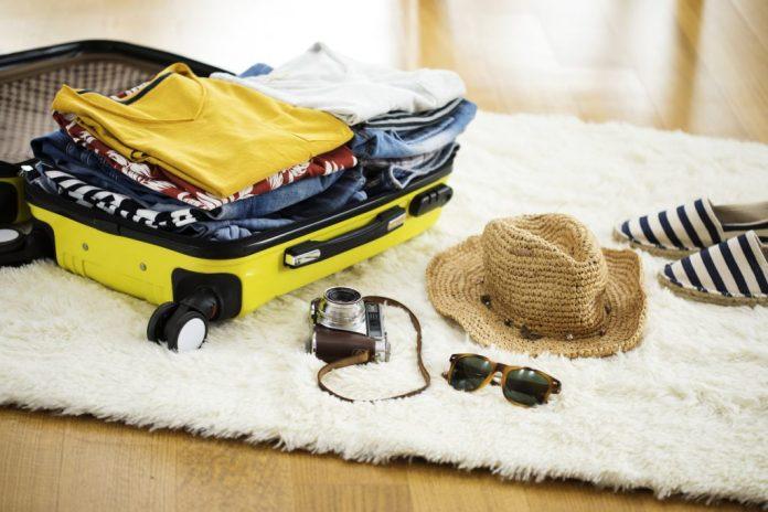 16 dicas profissionais para arrumar a mala para viajar