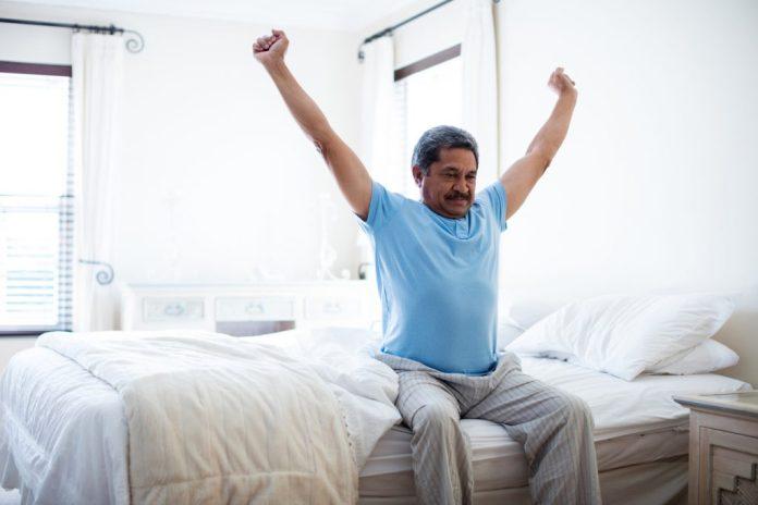 Alongamento matinal – Saúde na certa!