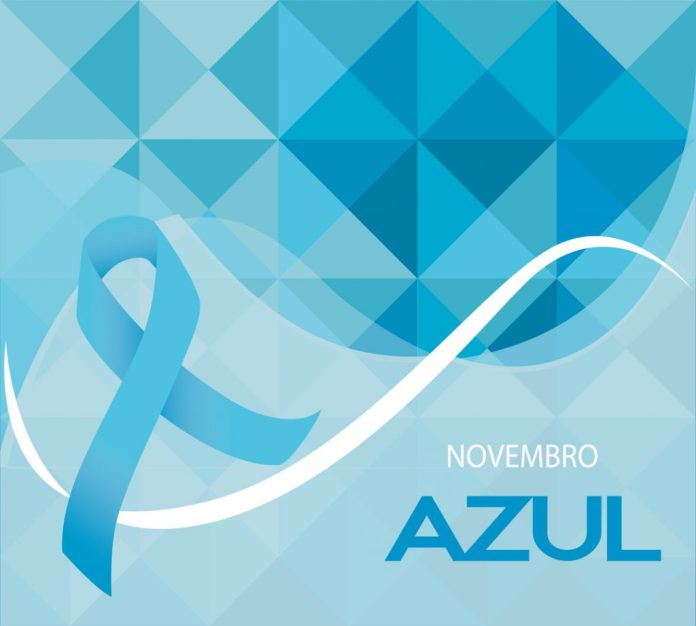 Novembro Azul – Combate mundial ao câncer de próstata