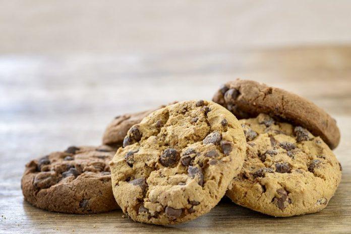 Cookies Com Gotas de Chocolate – História e Receita fácil