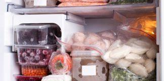 10 alimentos que não podem ser congelados