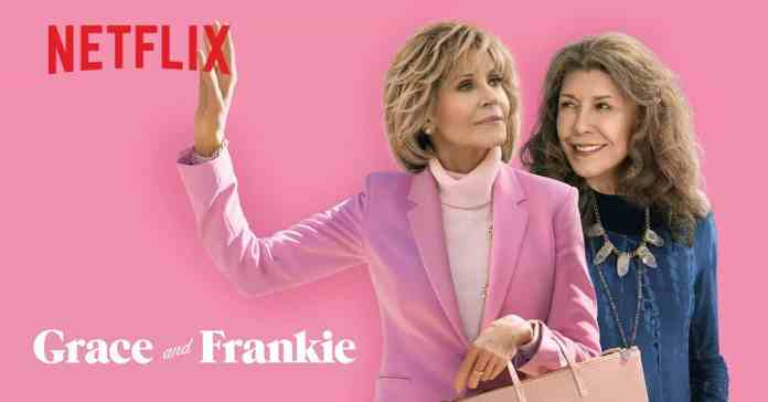 Grace and Frankie – 5ª Temporada no Netflix 2019