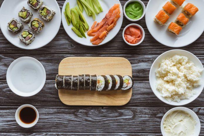 4 motivos para se comer mais Sushi