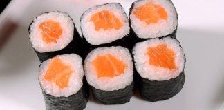 Os principais benefícios do Sushi para a saúde